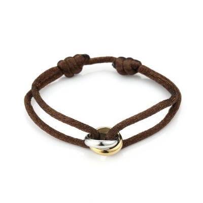 Armband forever connect brown